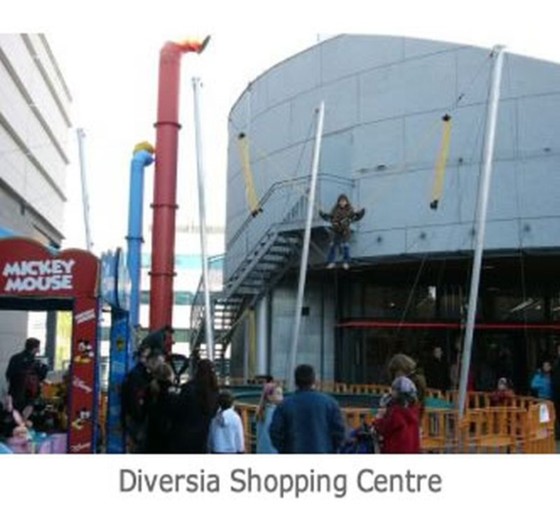 Diversia Shopping Centre