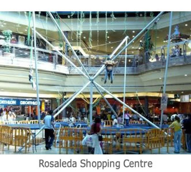 Rosaleda Shopping Centre