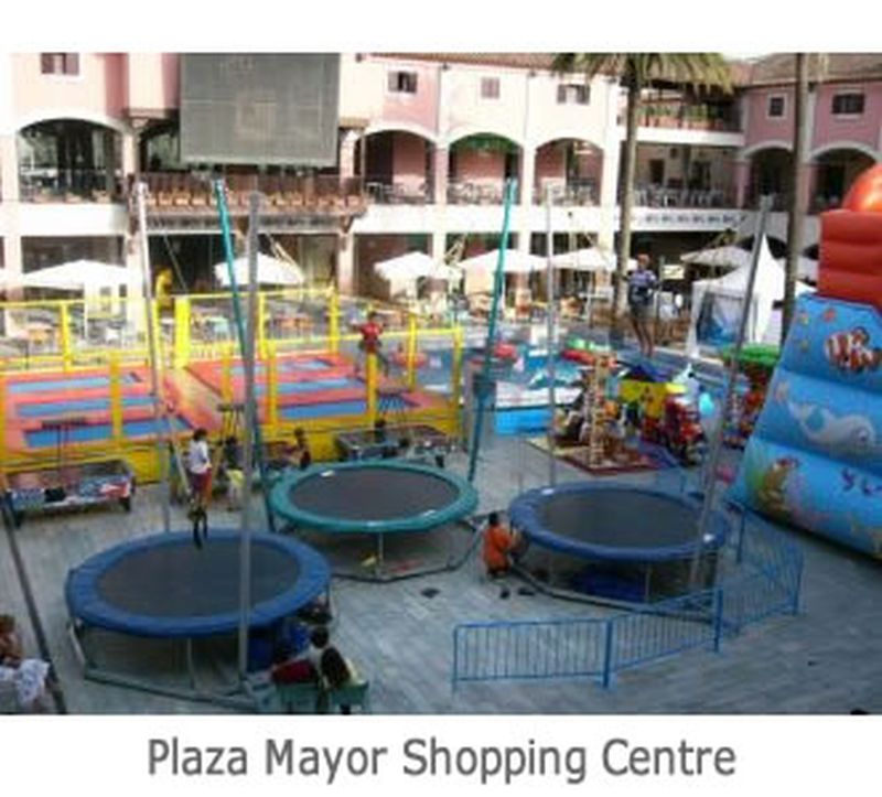 Plaza Mayor Shopping Centre