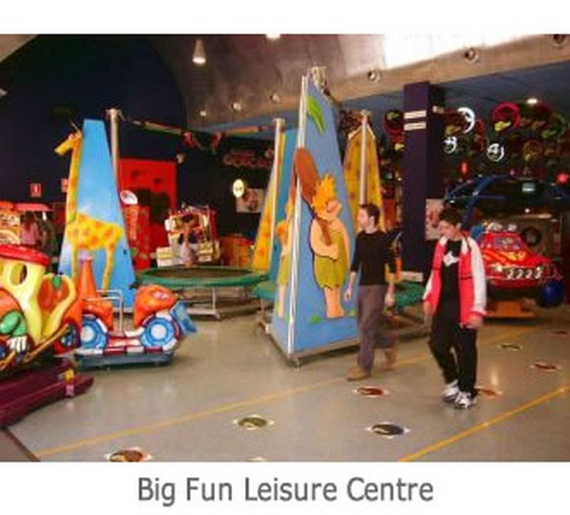 Big Fun Leisure Centre