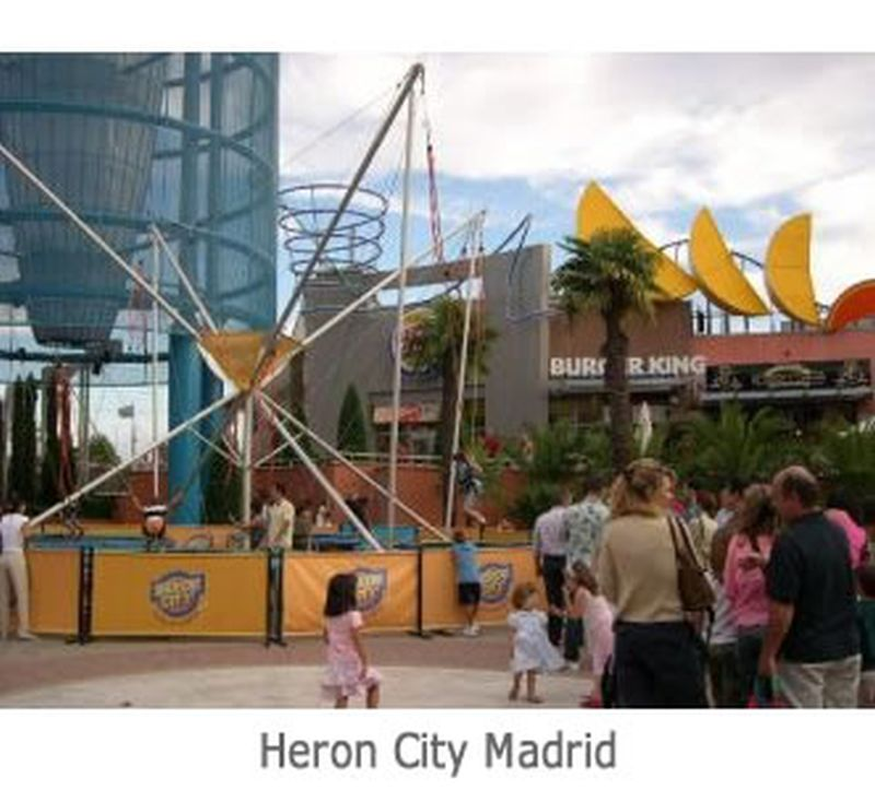 Heron City Madrid