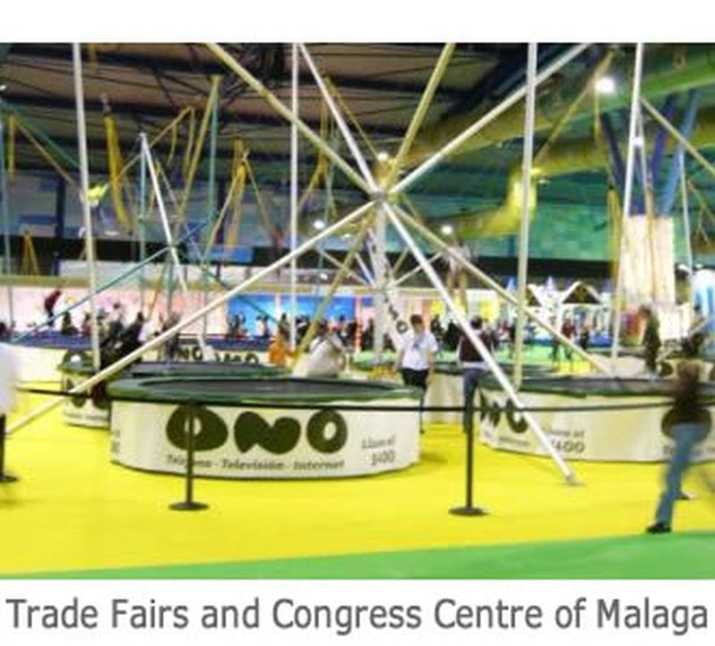 Trade Fairs and Congress Centre of Malaga