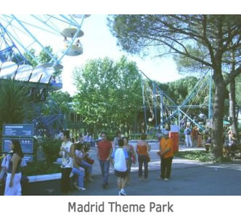 Madrid Theme Park